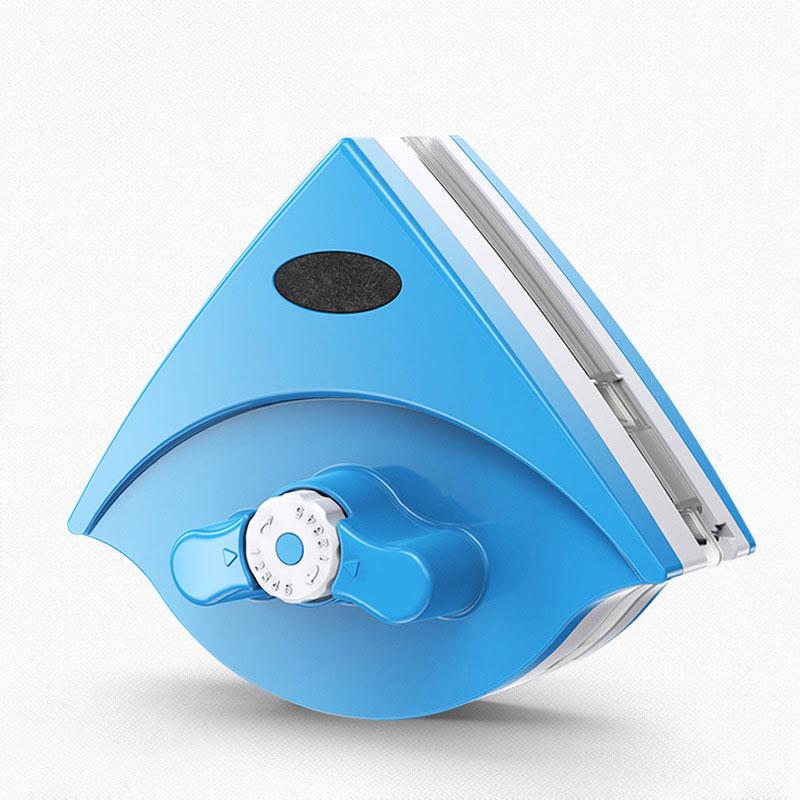 Nova dupla face magnética janela ímãs limpador de vidro escova casa assistente limpador de limpeza de superfície ferramentas 3-8mm/5-12mm/14-24mm a
