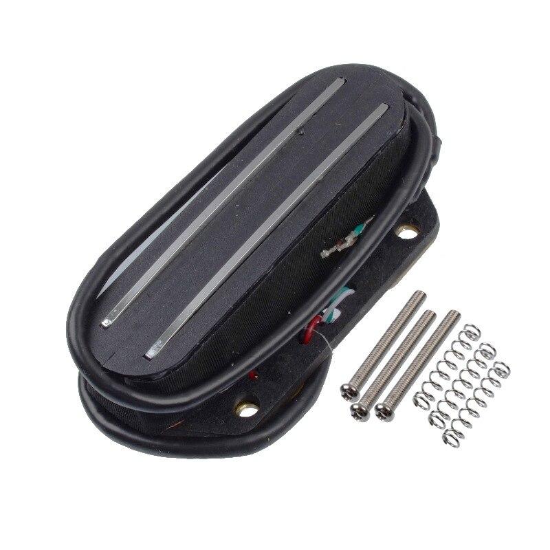 Guitar Pickup 4 Wire for Electric Guitar Dual Hot Rail Single Coil Humbucker Guitar Parts