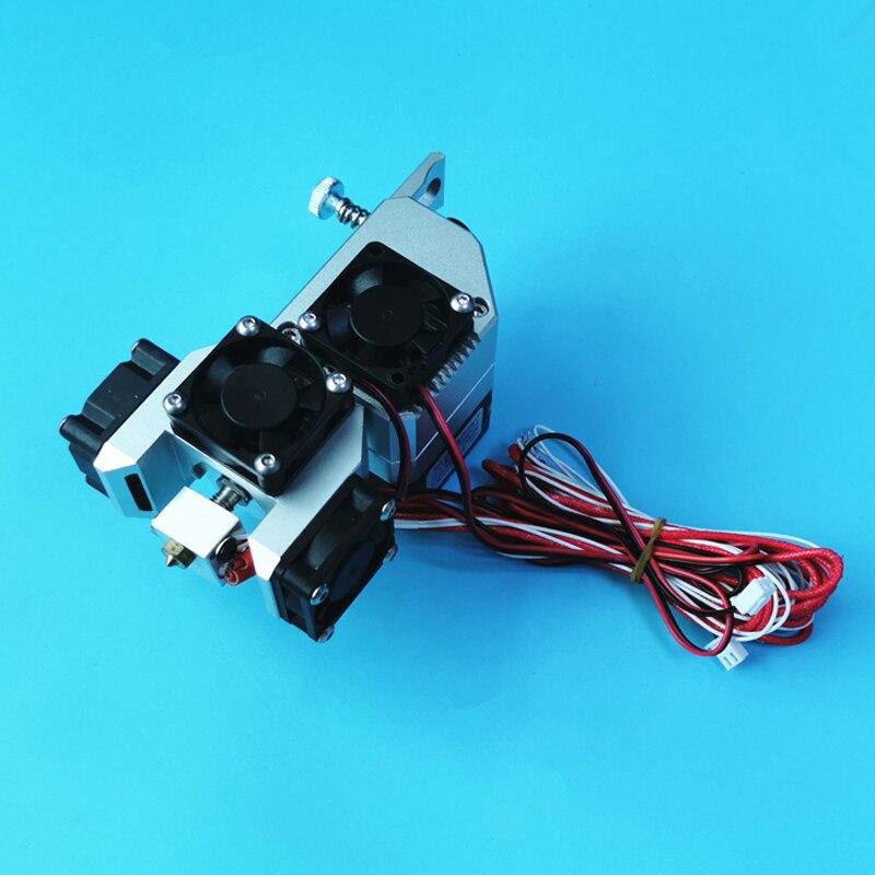 طابعة ثلاثية الأبعاد بولي TPU لينة خيوط عكس البثق ل Bond-tech 2G عكس الطارد المزدوج موتور تروس V6S غطاء رأس