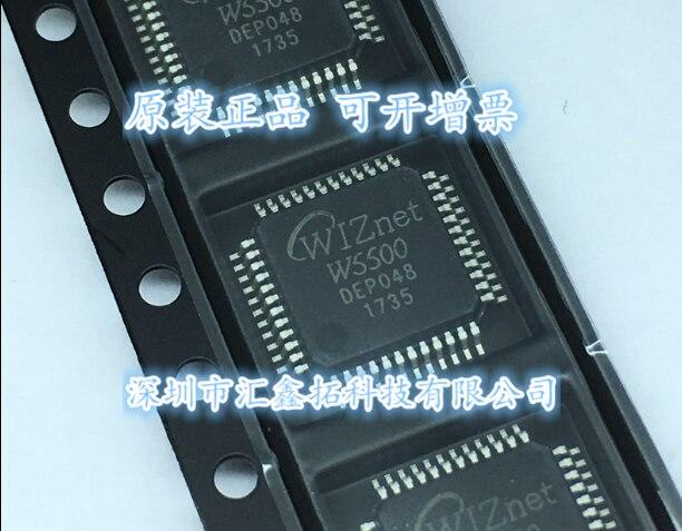 10pcs lot stm8s207c6t6 qfp48 5pcs/lot W5500 QFP48