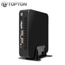 TOPTON i7 9700 i5 9400 i3 9100 게임용 미니 PC Windows 10 데스크탑 컴퓨터 게임 pc linux intel Nettop barebone HTPC UHD630 WiFi