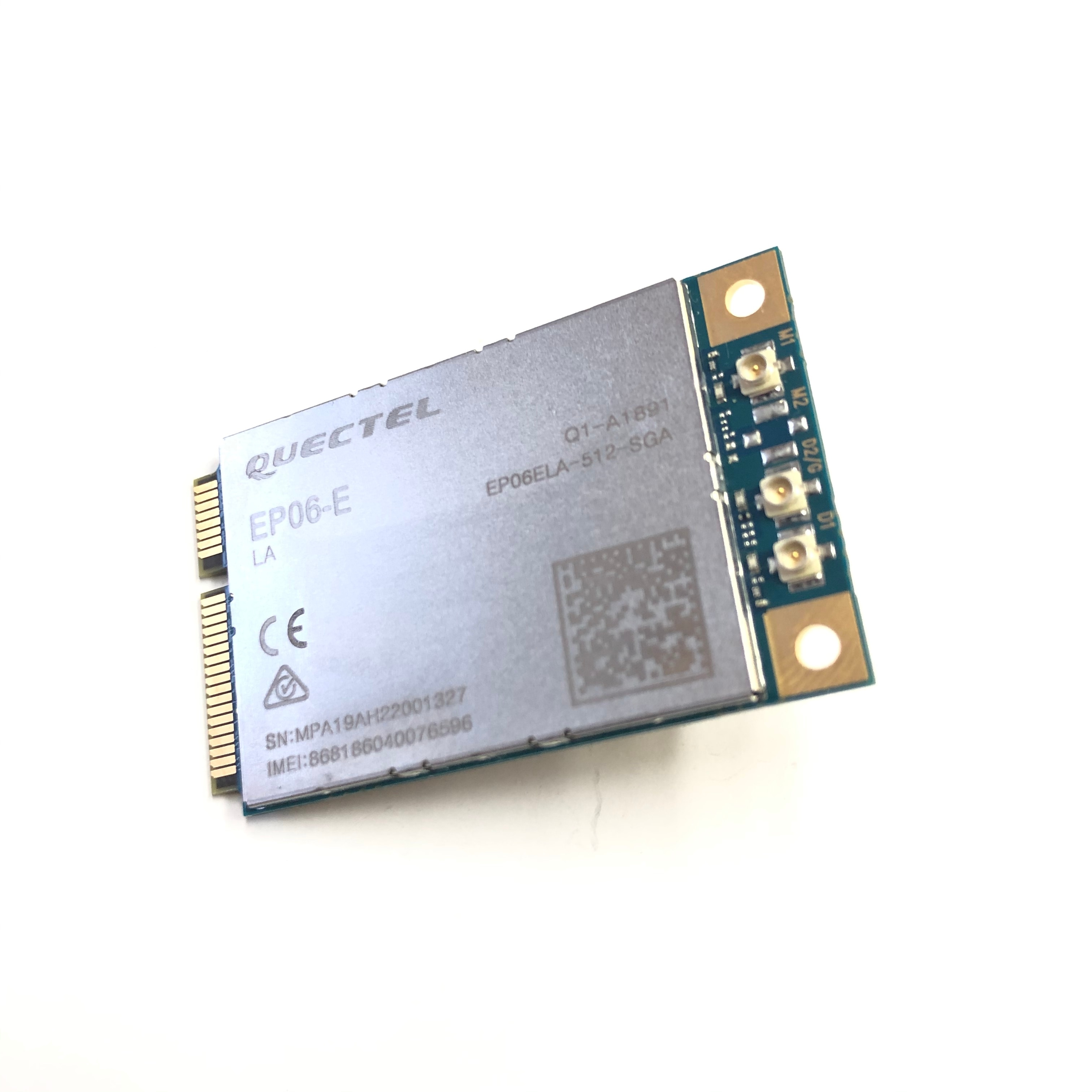 EP06-E LTE Cat 6 module with Mini PCIe Form Factor EP06 4G Modules fit for M2M and IoT Applications EP 06 enlarge