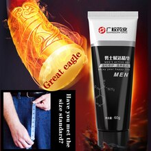 Penile Erection Cream 60g Men's Penile Enlargement Ointment Men's Penis Enlargement Massage Gel Sex