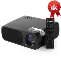CRENOVA     projecteur de cinema a domicile  2600 Lumens  resolution 800x480  Full HD  1080P