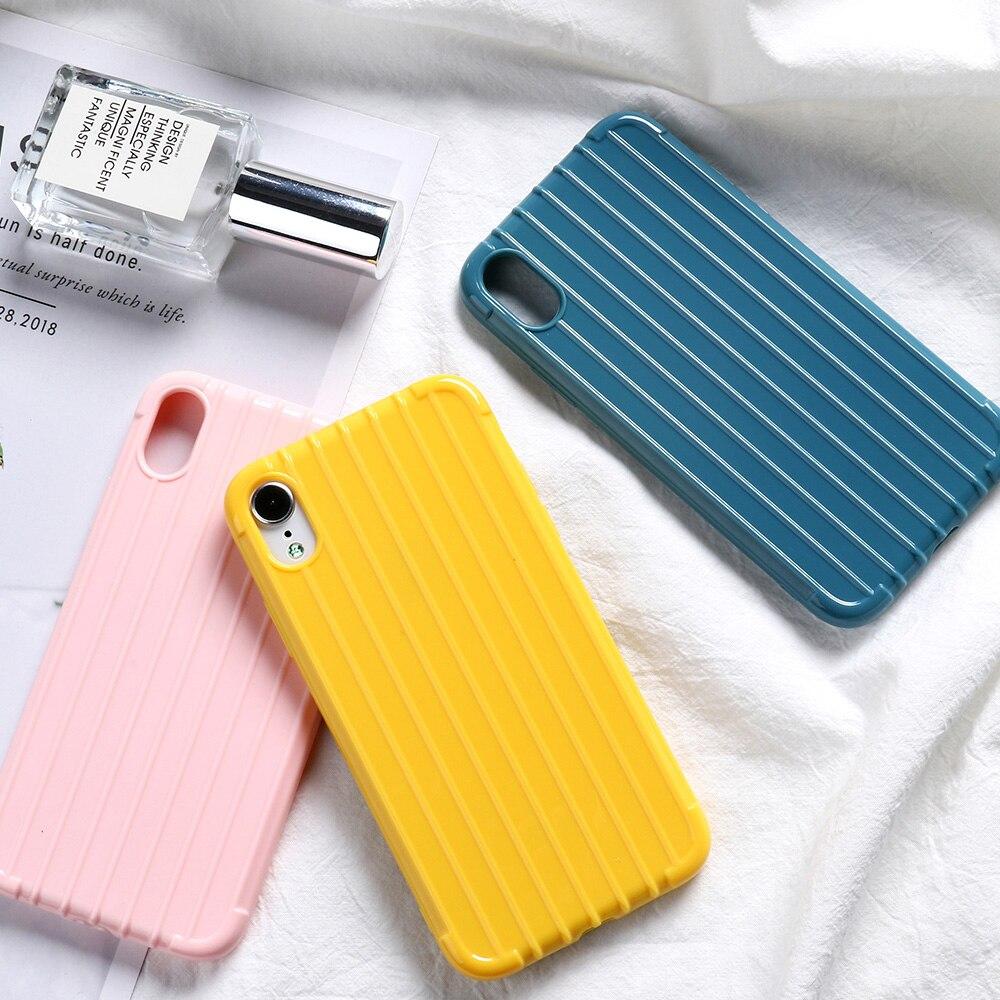 Funda de maletero para Samsung S10, S8, S9, S10e, Note 10 Plus, funda de silicona de caramelo para Samsung Galaxy J2 Prime J4, j6 Plus, fundas de 2018