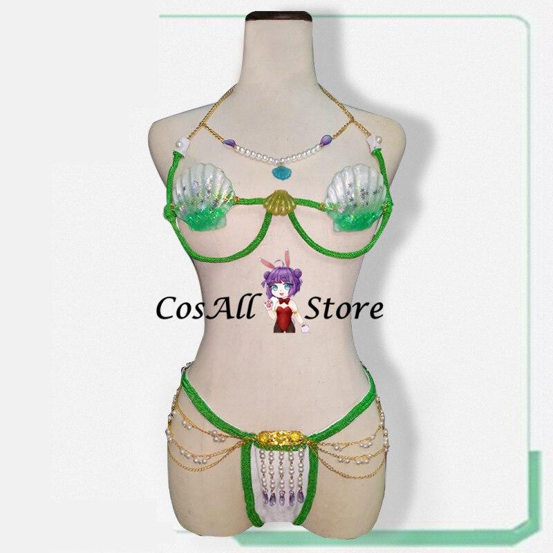 ماري روز مثير ملابس السباحة ينغيرييس تأثيري حلي