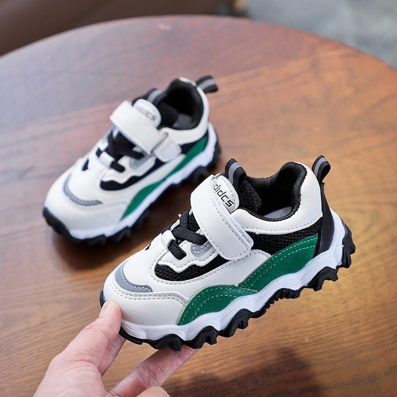 Chaussures en maille respirante pour bébés filles   Baskets pour enfants en bas âge, chaussures de Sport pour garçons de 1 2 3 4 5 6 ans