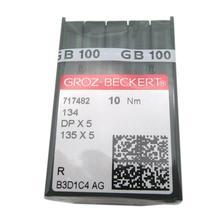 100 # DPX5 groz-beckert 134 135X5 DPX5 SY1955 Machine à coudre aiguille pour chanteur PFAFF
