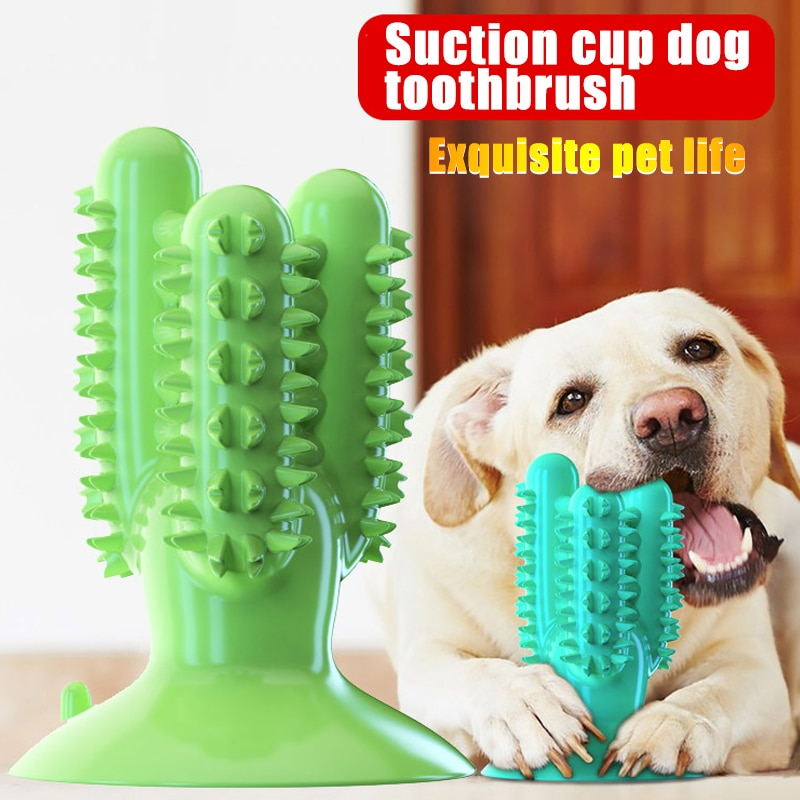 Cepillo Dental para perro mordedores de juguete para perros, juguete para perros, palillo de limpieza de dientes Molar para mascotas, cuidado Dental para cachorros y perros, suministros para perros mascota