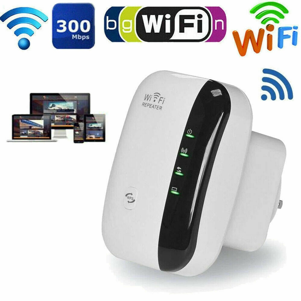 Wireless router Wi Fi signal amplifier 300mbps WiFi extender 802.11n/b/g Wi Fi ultra boost access point WiFi network repeater