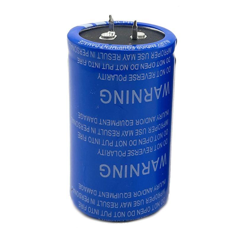 Super Capacitor Volume 60x35mm Veículo Retificador Ultracapacitor Componentes Elétricos J0pb 2.7v 500f