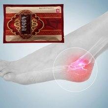 2019 nouveau 24 pièces/3 sacs chinois médical analgésique plâtre Shaolin pied Muscle dos cou douleur arthralgie Massage traitement