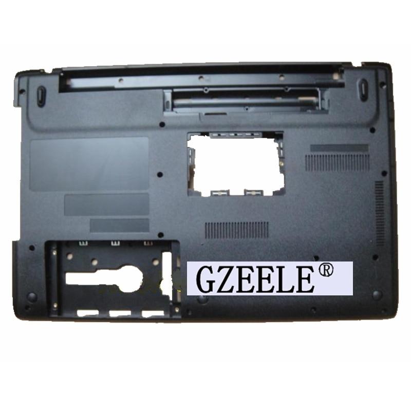 GZEELE-حافظة سفلية جديدة لجهاز Sony SVE15 ، SVE151 ، SVE151C11T ، SVE151C11M ، SVE151D12T ، غطاء أساسي ، كمبيوتر محمول ، سلسلة D