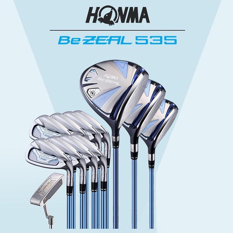 New Golf Club 535 Ladies Set HONMA Hornet Upgraded Ladies Junior and Intermediate Clubs