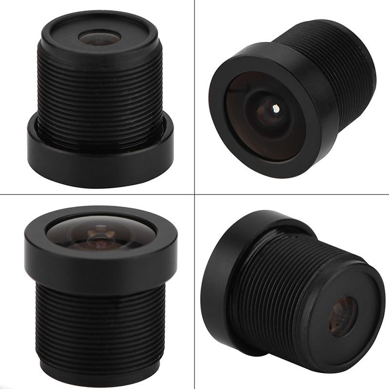 1x2.1mm grande angular cctv segurança megapixel ip câmera ir placa lente pro de reposição