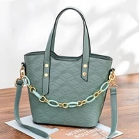 monnet cauthy new arrival handbags casual fashion office ladies totes zipper pu solid color green grey red black crossbody bags