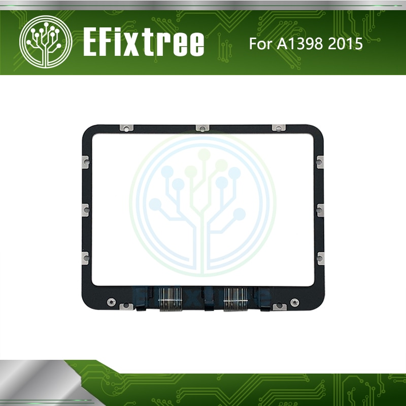 Original Mid 2015 810-5827-07 810-5827-A A1398 Touchpad Trackpad For Apple Macbook Retina Pro 15.4