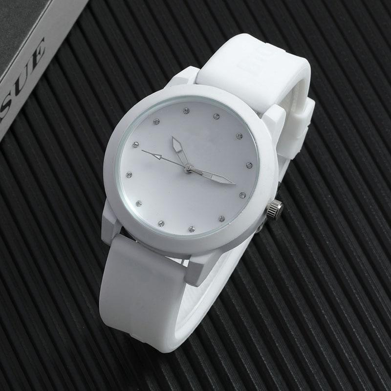 Top Brand Fashion Silicone Women Watch Lady Quartz Wristwatch Clock Female Relojes Mujer Montre Femme Relogio Feminino Horloges enlarge