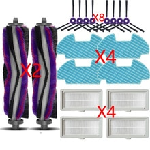Vacuum Cleaner Accessories Side Brush Hepa Filter Main Brush Roller Mop Pads Clothes Suit For  Samsu
