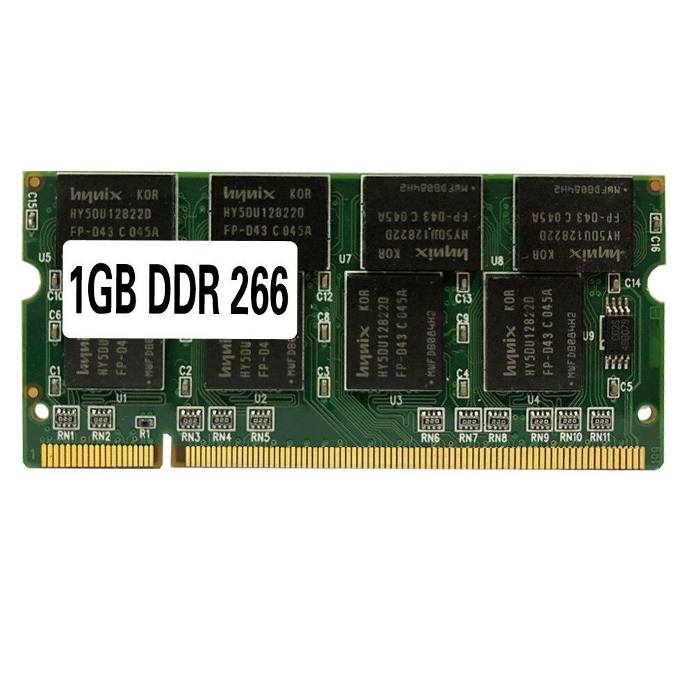 Memoria Ram de ordenador portátil de alta calidad y duradera, SO-DIMM DDR1...