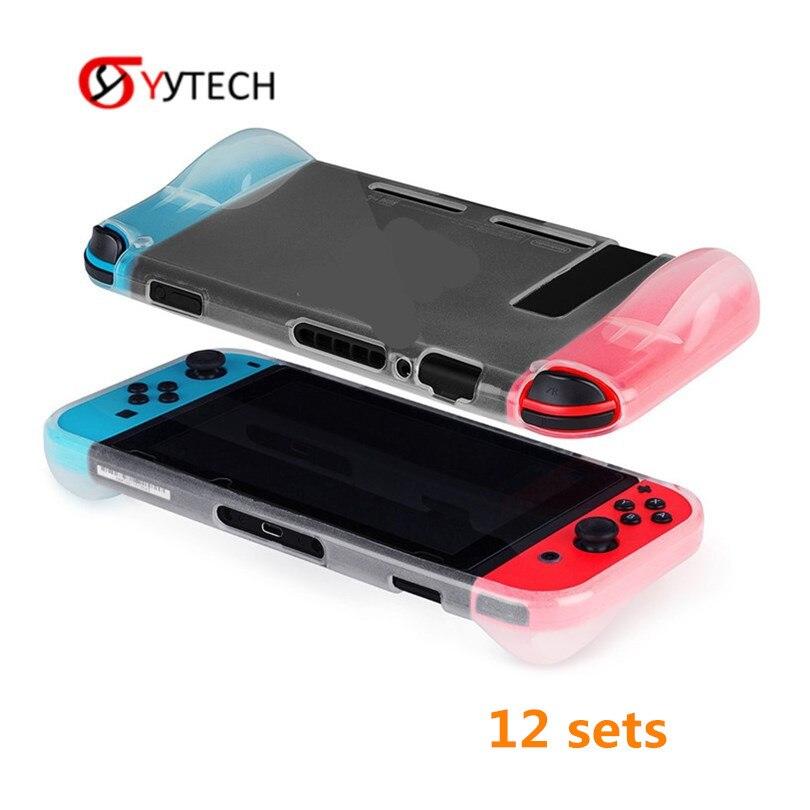Funda de silicona blanda para Nintendo Switch, Fundas protectoras para Nintendo Switch...