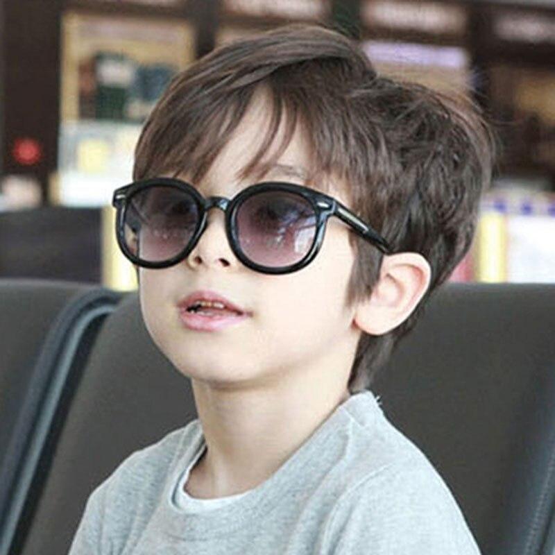 New Boys Sunglasses Classic Brand Design Square Frame Childrene Sun Glasses Anti-UV Goggle Kids Eyeg