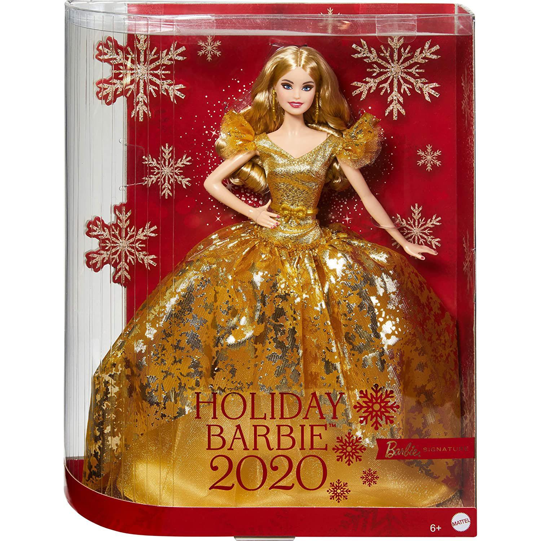 Muñeca de colección de muñecas Barbie para niños, juguete de princesa rubia...
