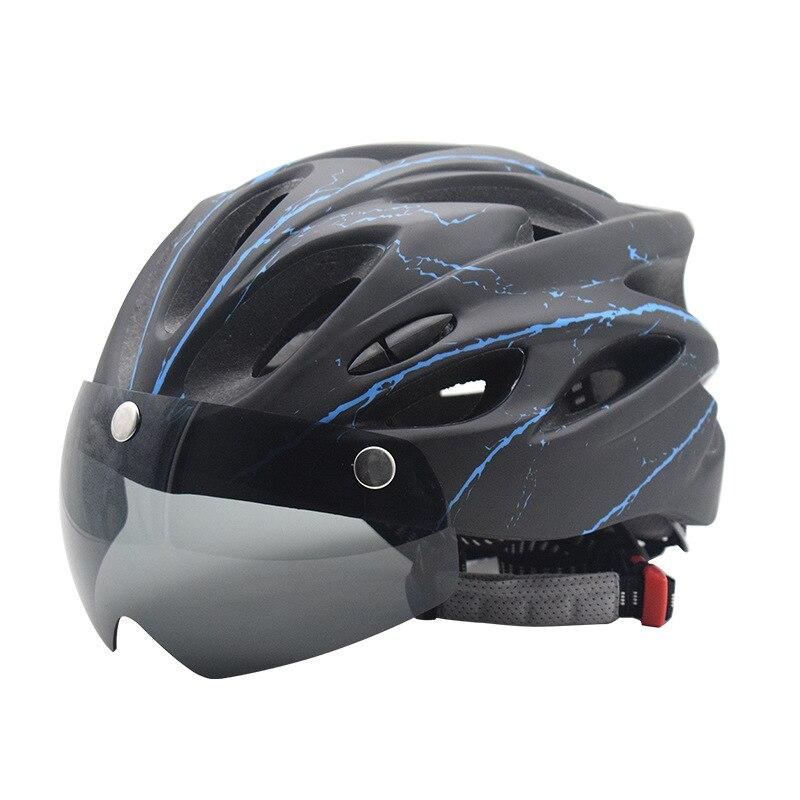 Cycling Helmet ultralight Road MTB Bicycle   Bike magnetic Sun Visor Helmet  velo vtt  casco mtb  tt helmet  mtb accesorios