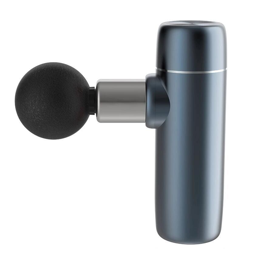 Nimova جهاز تدليك صغير بمسدس صغير لاسترخاء العضلات آلة لياقة بدنية بتشكيل لتخفيف الآلام علاج رياضي 4 ألوان