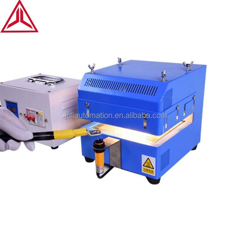 التلقائي الداخلية التدفئة ملء ختم أنبوب آلة تسطيح يتقلص أنبوب آلة الحرارة
