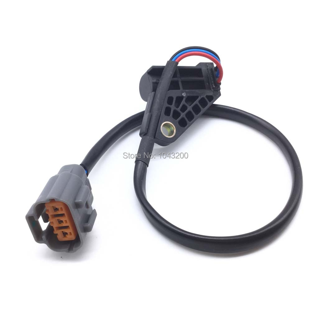 Nuevo sensor de posición de Cigüeñal para Mazda Miata Demio MX5 MX-5 323 OE # J5T27072... ZL01-18-221... PC390... ZL01-18-221A