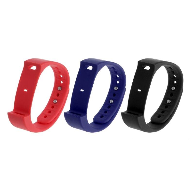 Замена ТПУ ремешок браслет для Iwown i5 плюс спортивный умный Браслет X6HA