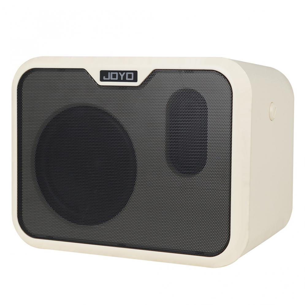 Guitar Amplifiers 5 Inch Mini Portable Electric Bass Amplifier Speaker 10Watt Amp Normal  Channels with Power Adapter enlarge