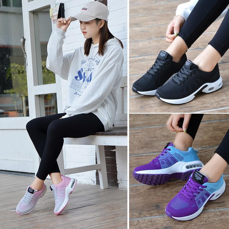 Tenis Feminino Frauen Tennis Schuhe Weibliche Marke Jogging Sport Schuhe Damen Sneakers Trainer Tenis Plataforma Zapatos De Mujer