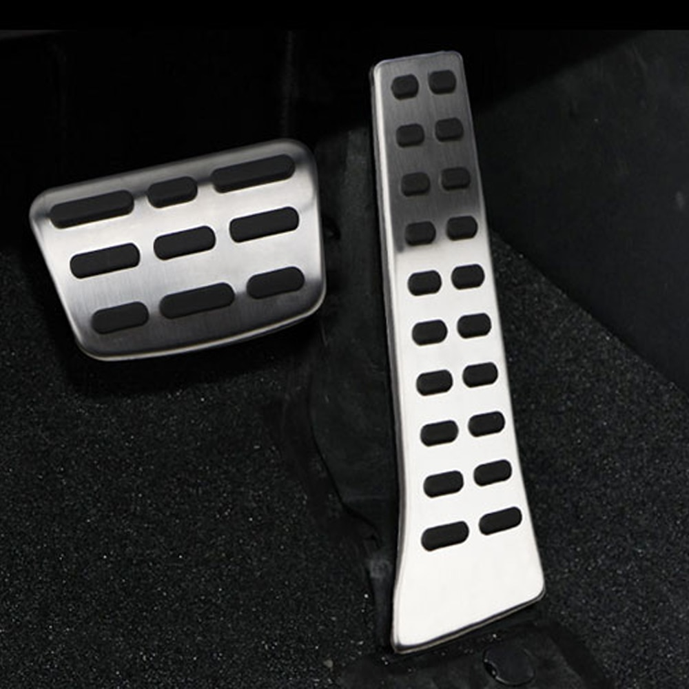 DAEFAR накладка на педаль автомобиля для Kia Sorento KX5 K5 Optima Sportage QL для hyundai Sonata I40 Tucson Santa Fe IX35 Ceed MT AT