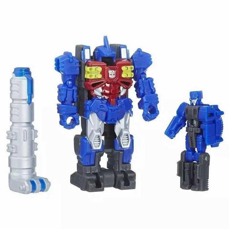 Mini Robot de los Primes maestro primer señor máximo alfa Trion Vector primer clásico juguetes para niños con caja de venta al por menor