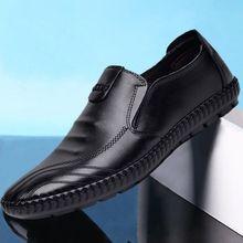 Sapatos de couro de couro genuíno sapatos de couro de couro genuíno sapatos de couro genuíno sapa