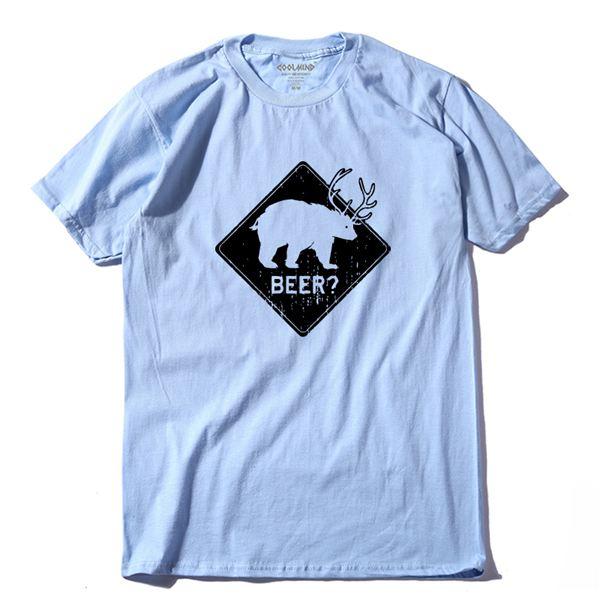 COOLMIND QI0248A Повседневная летняя мужская футболка с коротким рукавом, 100% хлопок, свободная Мужская футболка, летняя мужская футболка, Топы, фут...