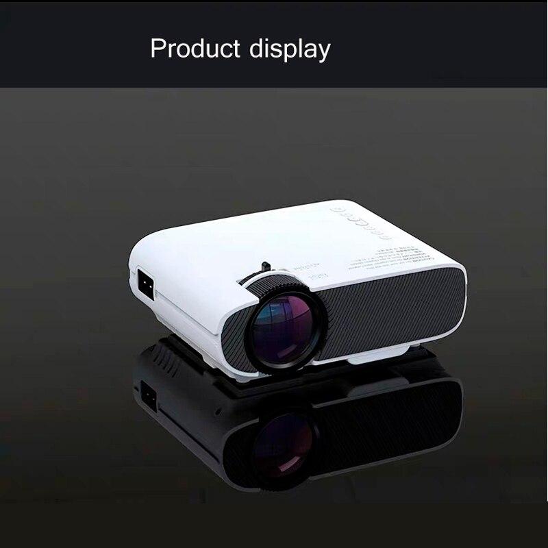 Projecteur Infocus projecteur soigné projecteur maison fenêtre projecteur Aun M18 projecteur