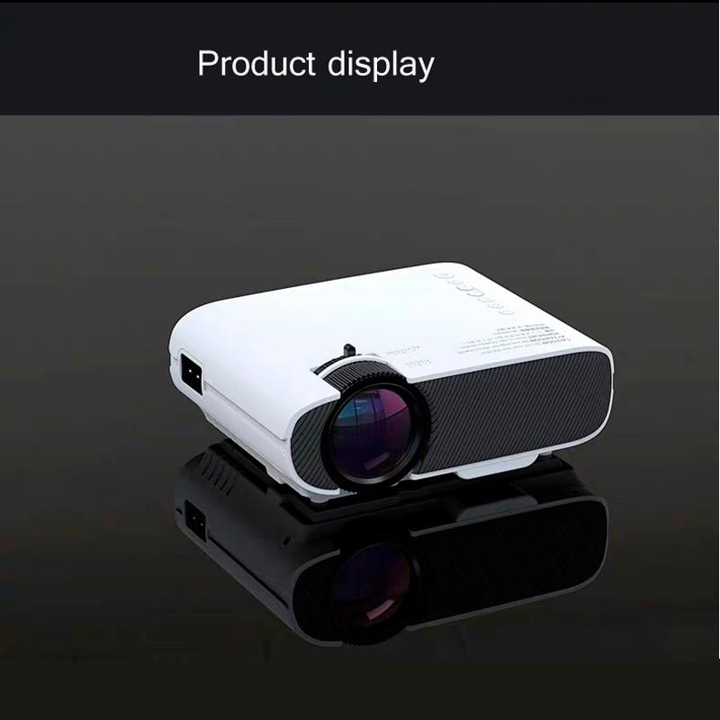 "Projetor de bolso portátil projetor android wifi projetor natal"""