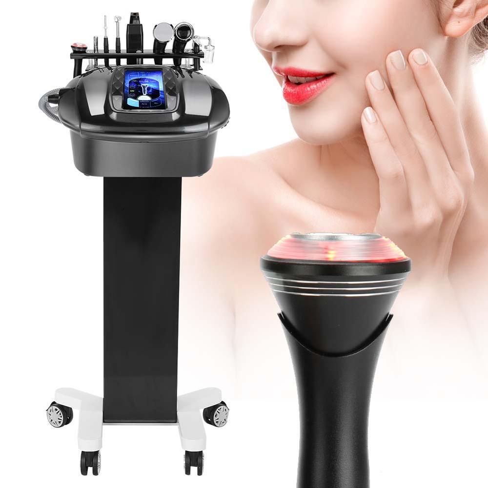 8-في-1 متعددة الوظائف الوجه الرعاية المعدات يتقلص المسام تجديد ترطيب ثبات الجلد مكافحة الشيخوخة الرعاية الجمال أداة