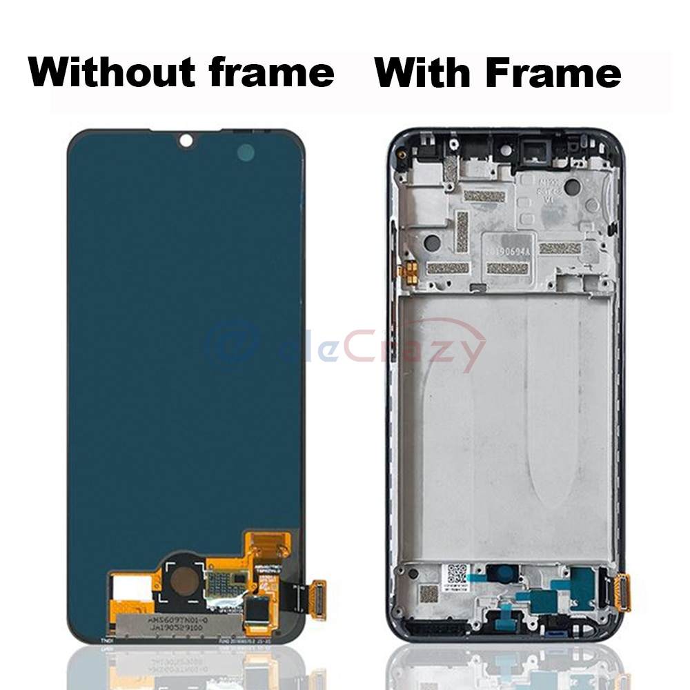 Original for Xiaomi Mi A3 Mi CC9E LCD Display with Touch Screen Digitizer Assembly Replacement Kit 100% Tested FREE Gift enlarge