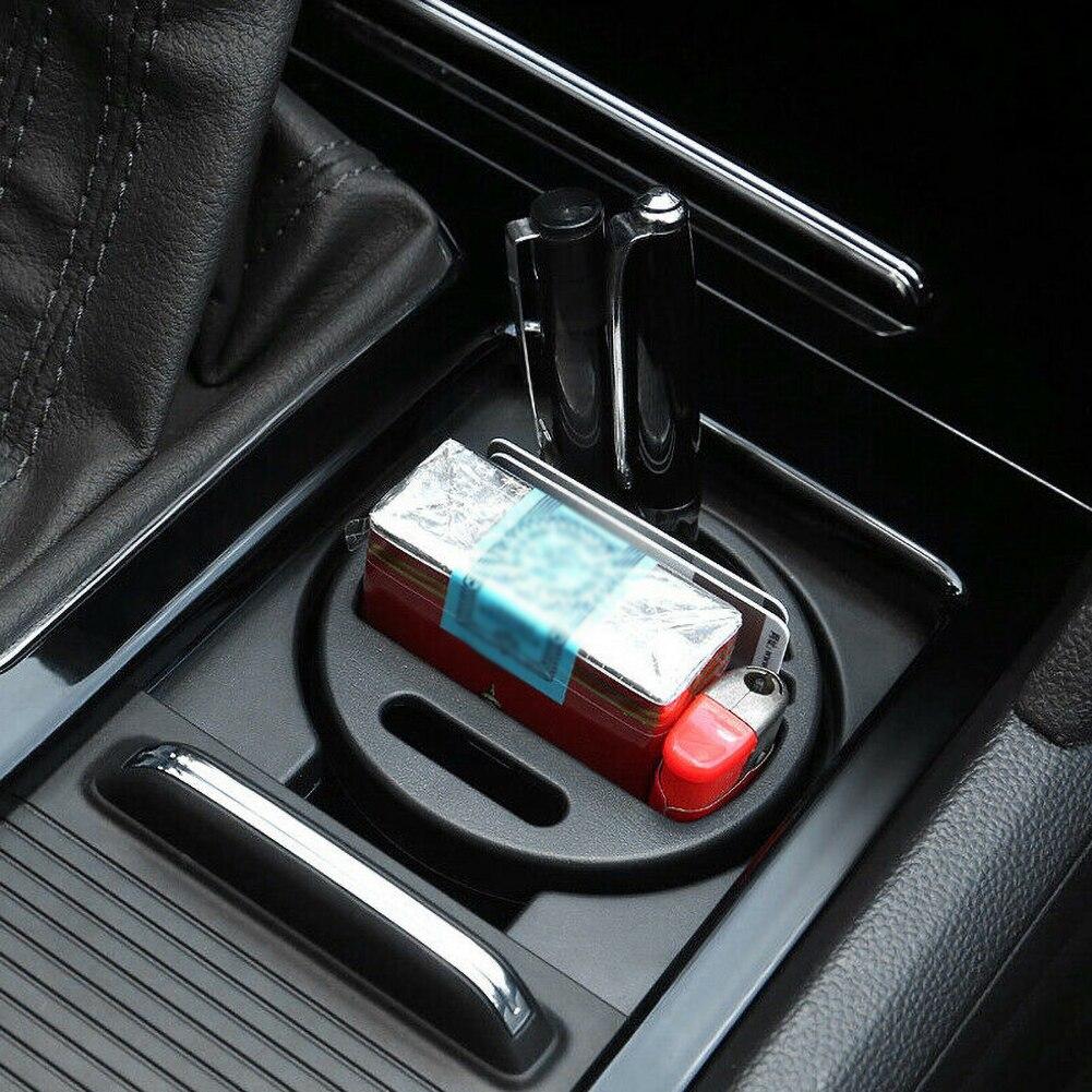 Компактный органайзер для хранения в автомобильном сиденье для кроссоверов, держатель для монет, телефона, чашки, многофункциональные аксе...