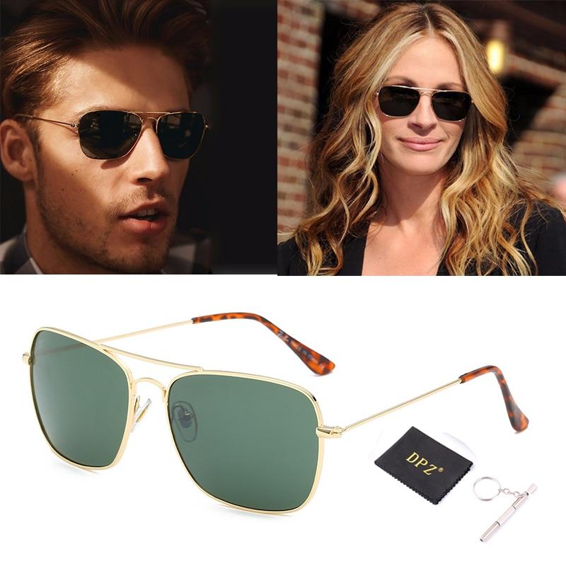 Fashion Vintage 3136 CARAVAN  Style Sunglasses Classic Men Women Driving Fishing  Sun Glasses Oculos De Sol UV400