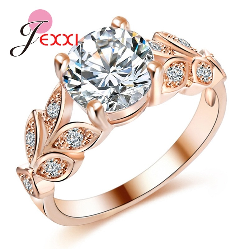 Factory Wholesale High Quality AAAA Cubic Zirconia Paved Rings Women 925 Sterling Silver CZ Ring For Anniversary