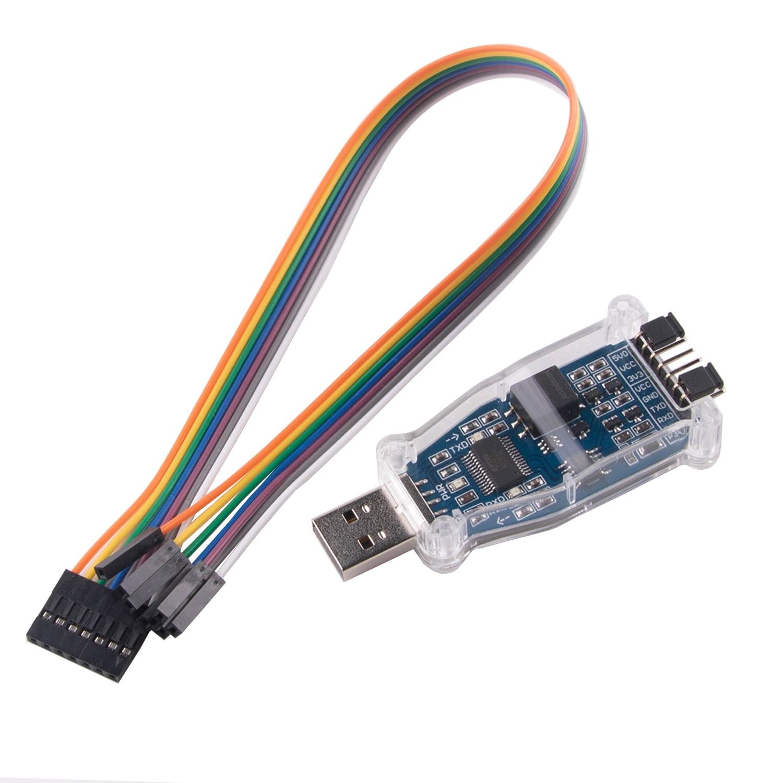 FTDI-convertidor de interfaz aislado serie, Módulo de placa de comunicación, 3,3 V,...