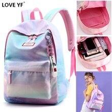 Gran oferta de mochilas escolares para niñas, mochilas escolares de gran capacidad para niños, mochilas impermeables para adolescentes, mochilas escolares impresas