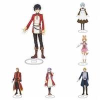 anime stand spirit chronicles seirei gensouki aishia ayase miharu 16cm acrylic figure display desktop decoration gift for friend