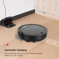 smart sweeping robot voice mobile phone app control fully automatic charging household mute sweeping and dragging vacuum cleaner