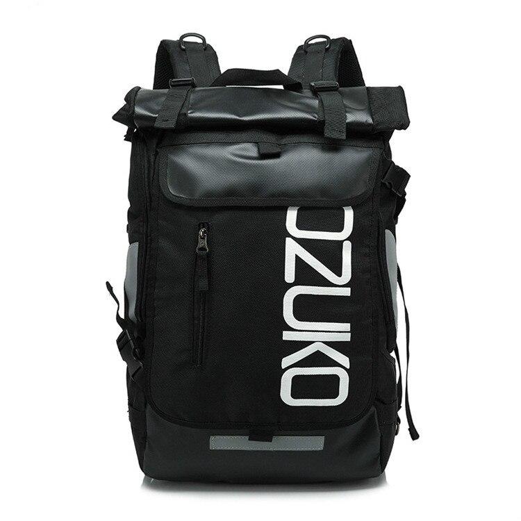 Nueva mochila de tela Oxford de moda, mochila informal de viaje para exteriores, mochila de viaje de corta distancia impermeable, bolsa de lona de gran capacidad